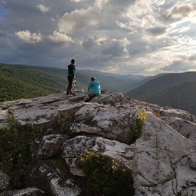 Rohrbaugh Overlook - Dolly Sods Wilderness