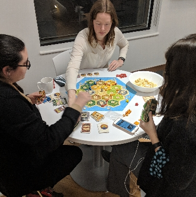 Boston YM Game Night at City Square