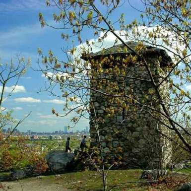 Wright's Tower, Middlesex Fells Reservation