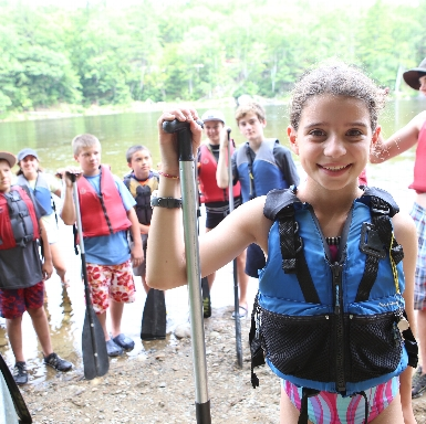 Teen Wilderness Adventures-5-day-Backpack and Canoe Explorer (Ages 12-14)