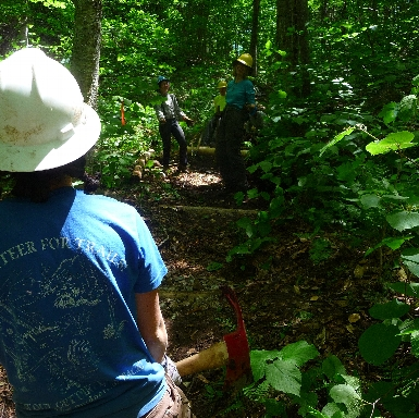 Volunteer Trail Crew - National Trails Day