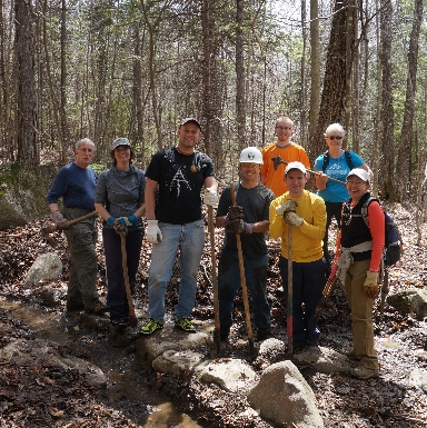 Trail Adopter Training Group
