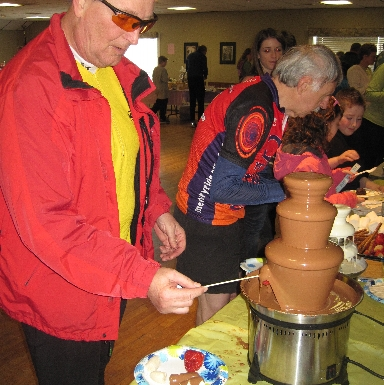 9th Annual Chocolate Fest Ride