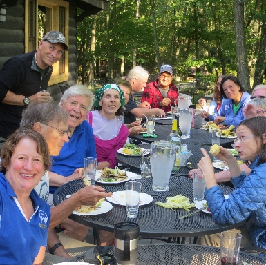 Harriman Outdoor Center Picnic