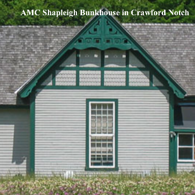AMC Shapleigh Bunkhouse in Crawford Notch