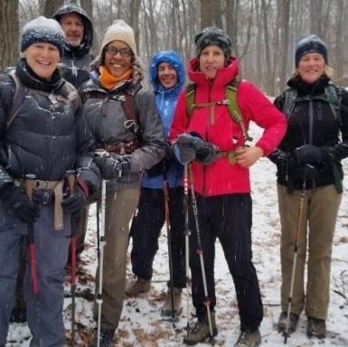 Baileytown Early Hike 2016