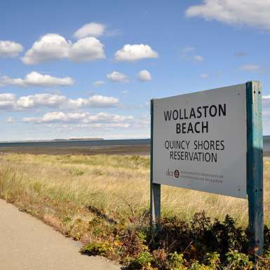 Wollaston Beach