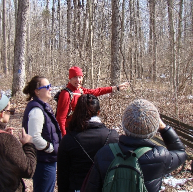 Smithsonian Environmental Research Center Lab Tour and Hike
