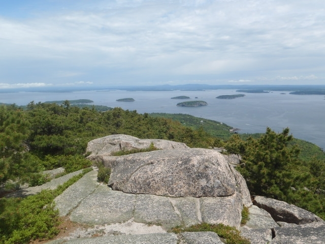 View in Acadia