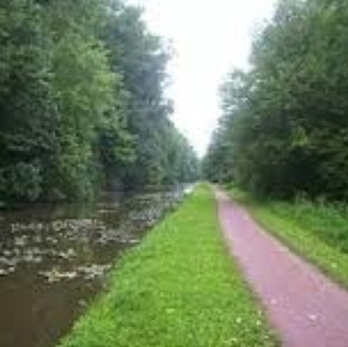 Delaware Canal Path Bicycle Ride