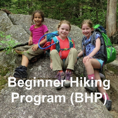 Beginner Hiking Program (BHP)