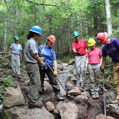 Adult Volunteer Trail Crew