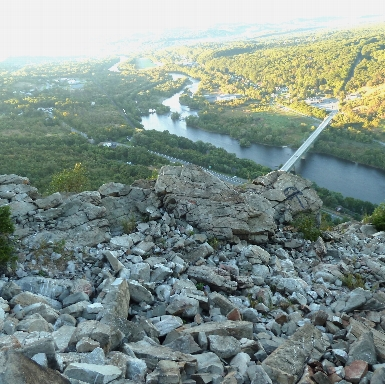 East Lehigh Gap View