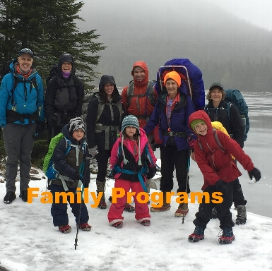 Family Programs Winter