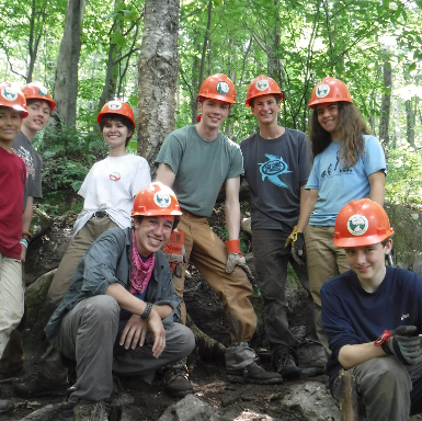 Noble View Two-Week Spike Teen Trail Crew (Ages 16-18)