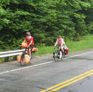 Cycle Touring in Vermont